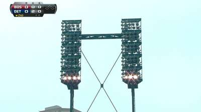 Power outage delays ALCS Game 3 in Detroit