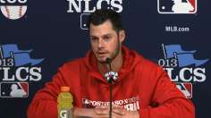 Kelly looks to pitch Cardinals into World Series