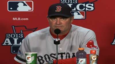 Oct. 15 John Farrell postgame interview