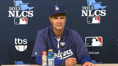 Mattingly to return as Dodgers' manager in '14