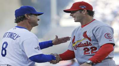 This time, Matheny making all the right moves