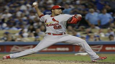 Young Cards arms feed off each other in bullpen