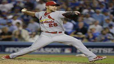Schumaker, Mattingly effusive with praise for Molina
