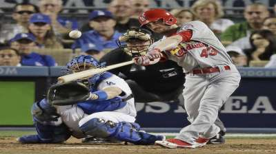 Cards' reserves trying to make most of sporadic ABs