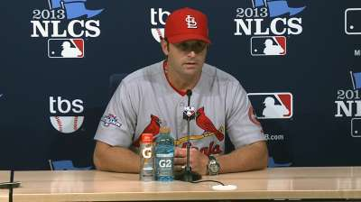 Cardinals miss opportunities on road to pennant