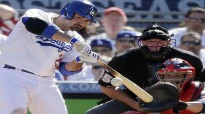 Mattingly considering change in batting order