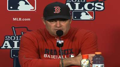 Beaten in every facet, Red Sox put Game 4 in rearview