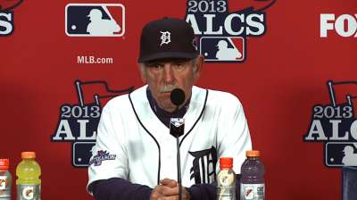 Oct. 16 Jim Leyland postgame interview