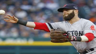 Farrell: Pedroia 'maybe overdoing' things