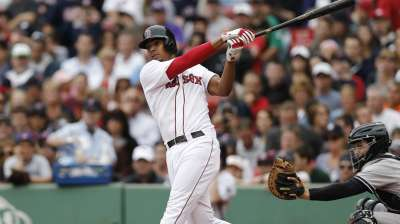 Bogaerts gets nod over Middlebrooks for Game 5