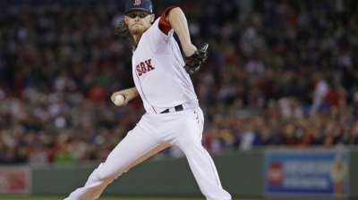 Aiming to atone, Buchholz can pitch Sox to Series
