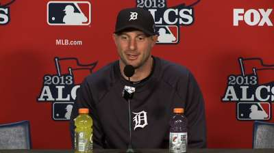 Scherzer crafting new game plan for Game 6