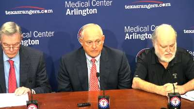 Selig: Davis to be Rangers' controlling owner