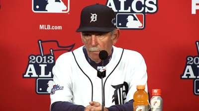 Tigers knocked into a corner in quest for pennant
