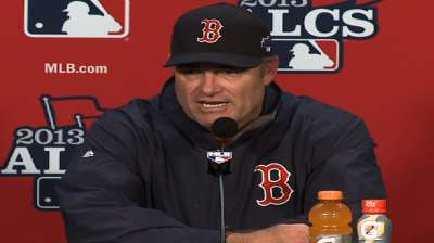 Oct. 17 John Farrell postgame interview