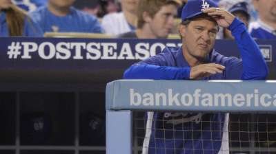 Mattingly, Dodgers in talks for multiyear deal