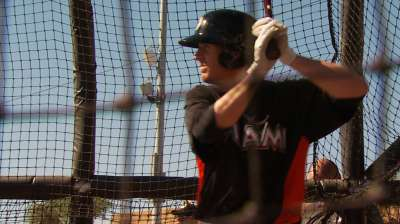 Marlins' Moran gaining seasoning in AFL