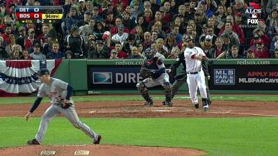 Tigers starters set postseason series strikeout mark