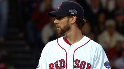 Red Sox bullpen finishes off dominant ALCS