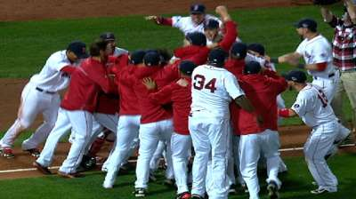 Red Sox revel in return to World Series