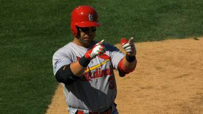 To a man, Cards' quest inspired by Beltran