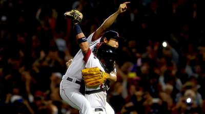 Red Sox won't alter approach against tough Cards 'pen