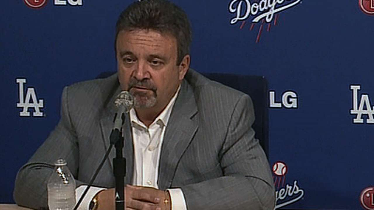 Guerrero brings even keel, dedication to Dodgers