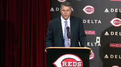 Reds tab Price to be their new manager