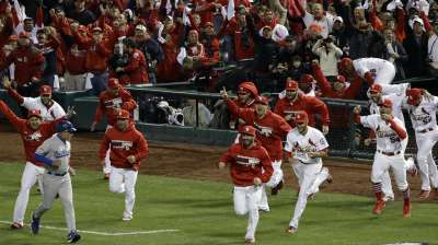 Cards' path to World Series mirrors 2011's title run
