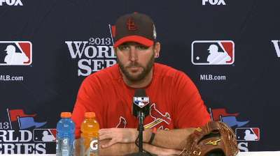 Wainwright worked hard to find way to Game 1