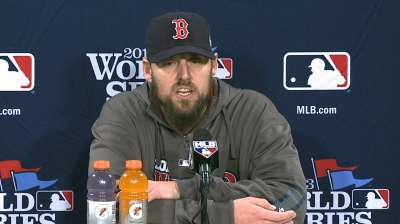 Lackey makes long-awaited return to big stage