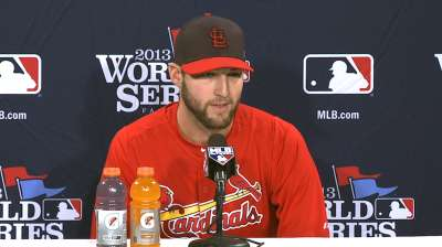 Rookie Wacha not one to shy away from big situations