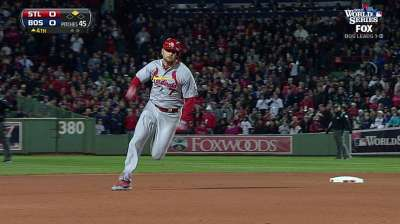 Holliday providing power in pressure-packed spots