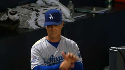 Mattingly, Dodgers made for each other