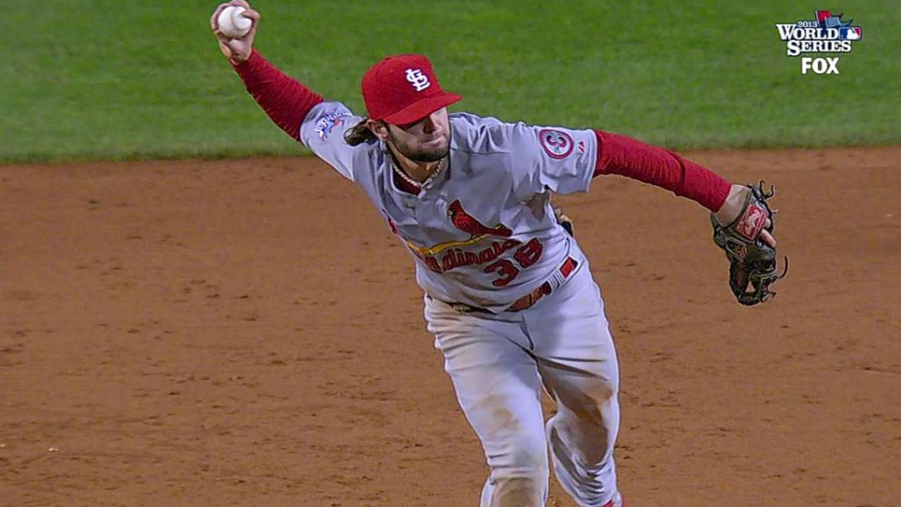Minors options won't factor into Cards' roster calls