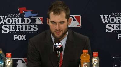 Rookie Wacha shaves the beards