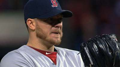 Peavy navigates rough waters in Game 3