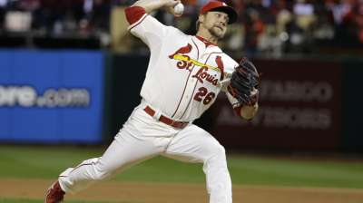 Cards reaping rewards of scouting Rosenthal