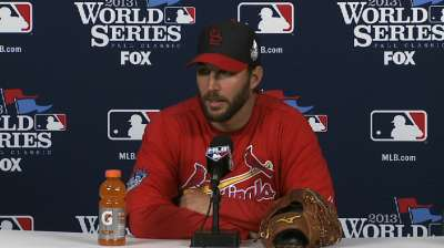 For Waino, Game 5 presents appealing opportunity