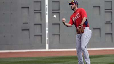 Wainwright applies golf mindset to pitching success