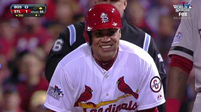 Beltran a model of consistency on and off the field