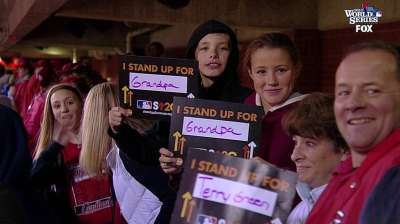 Stand Up To Cancer initiative hits home for Reds