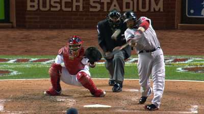 Gomes credits 'angels' for game-deciding homer
