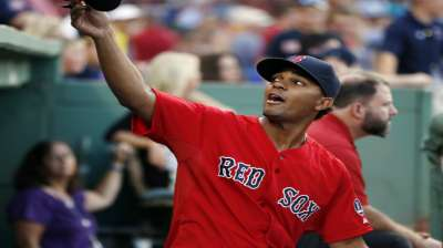 Jewel of Sox's farm system, Bogaerts shining