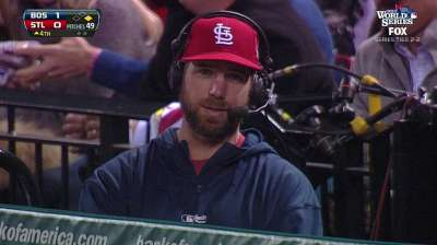 Mozeliak to contact Carpenter about future plans