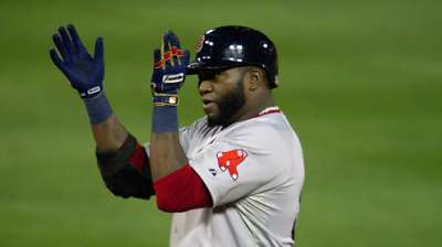 Ortiz reaches base at a historic pace