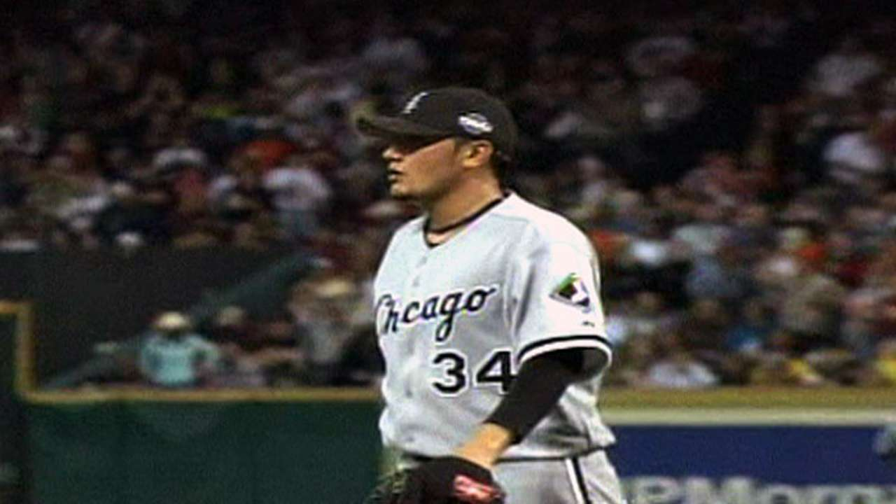 Guillen, White Sox look back on '05 championship
