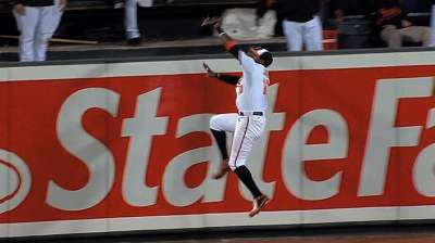 O's, Royals lead pack of Gold Glove winners