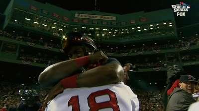 Boston domina para coronarse campeón de la S.M.