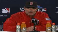 Farrell's history made him right man for Red Sox